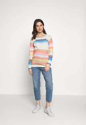 SWEATER NURSING RAINBOW - Sweter - multi-coloured