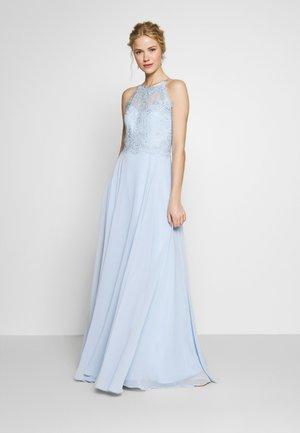 Společenské šaty - blau