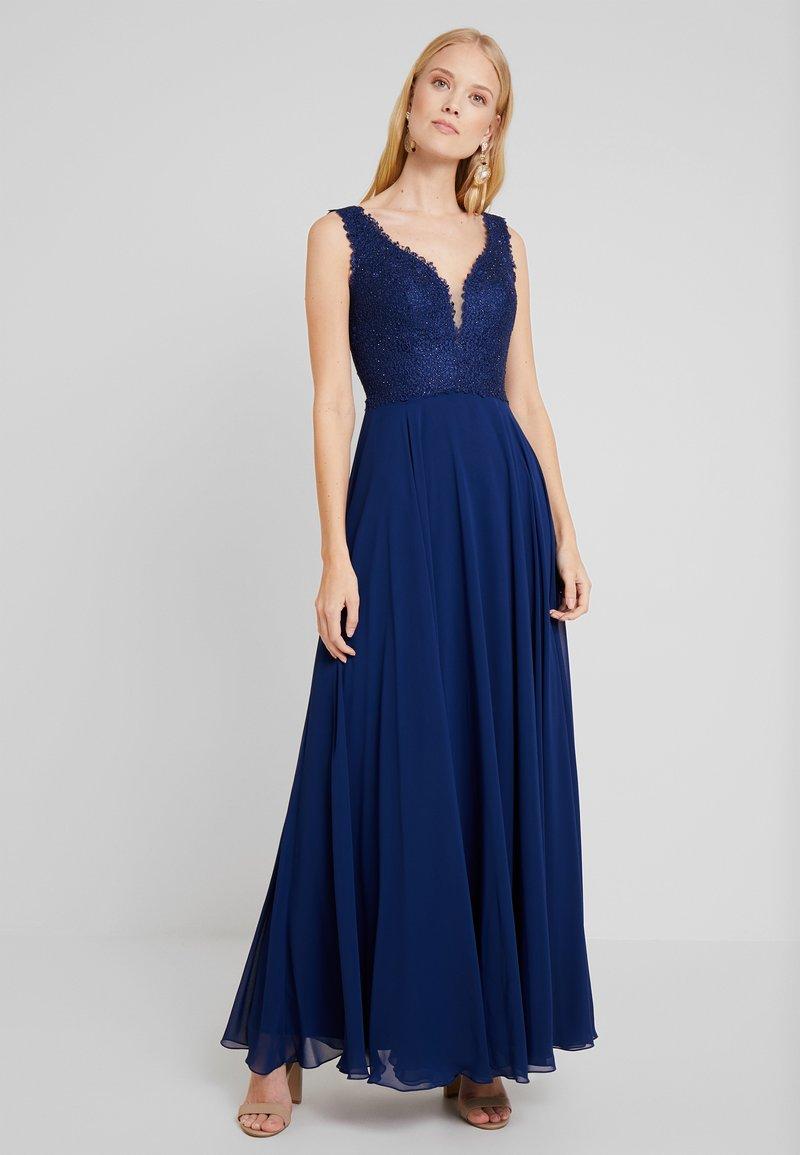 Luxuar Fashion - Gallakjole - mitternachtsblau