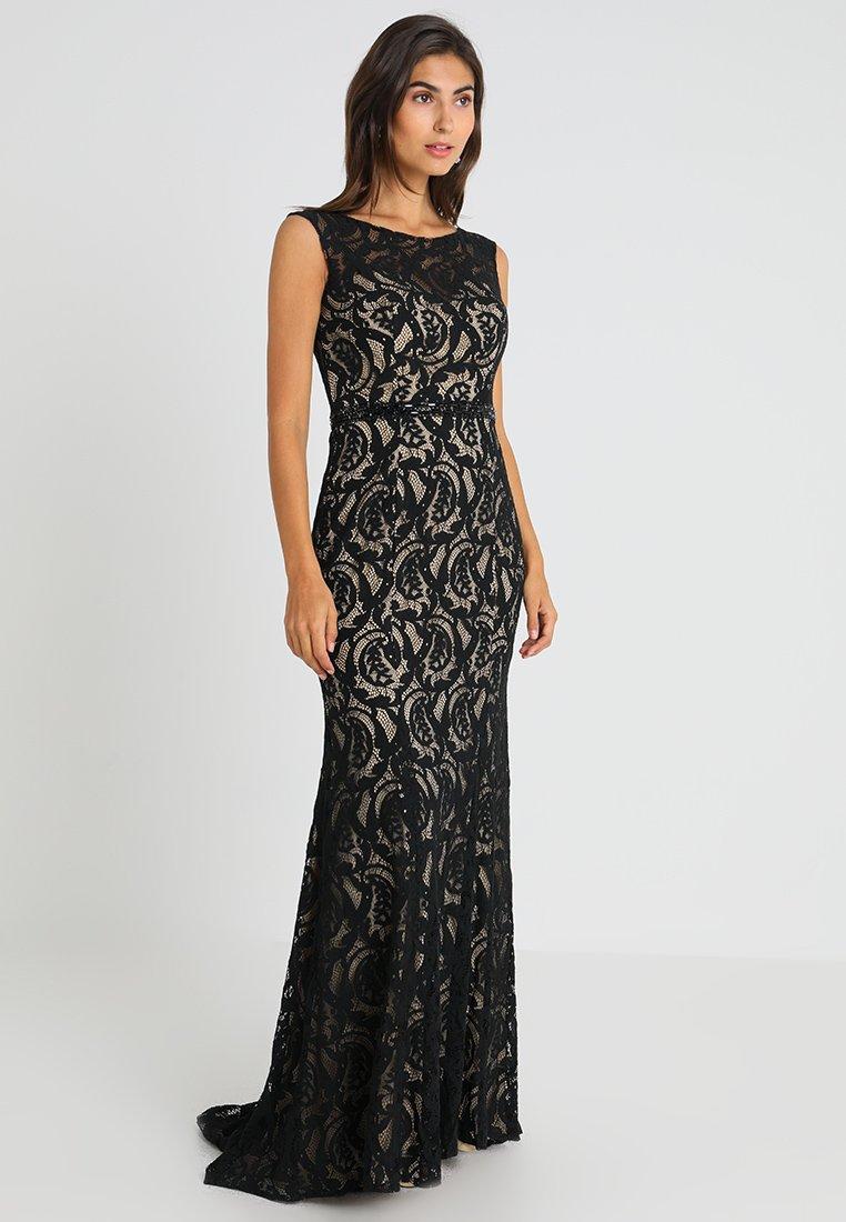 Luxuar Fashion - Ballkleid - black/nude