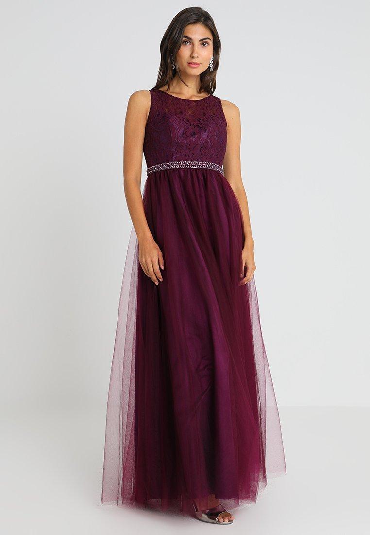 Luxuar Fashion - Gallakjole - bordeaux dunkel