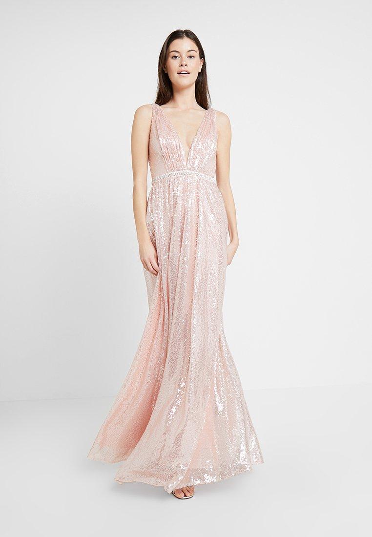 Luxuar Fashion - Ballkleid - rose
