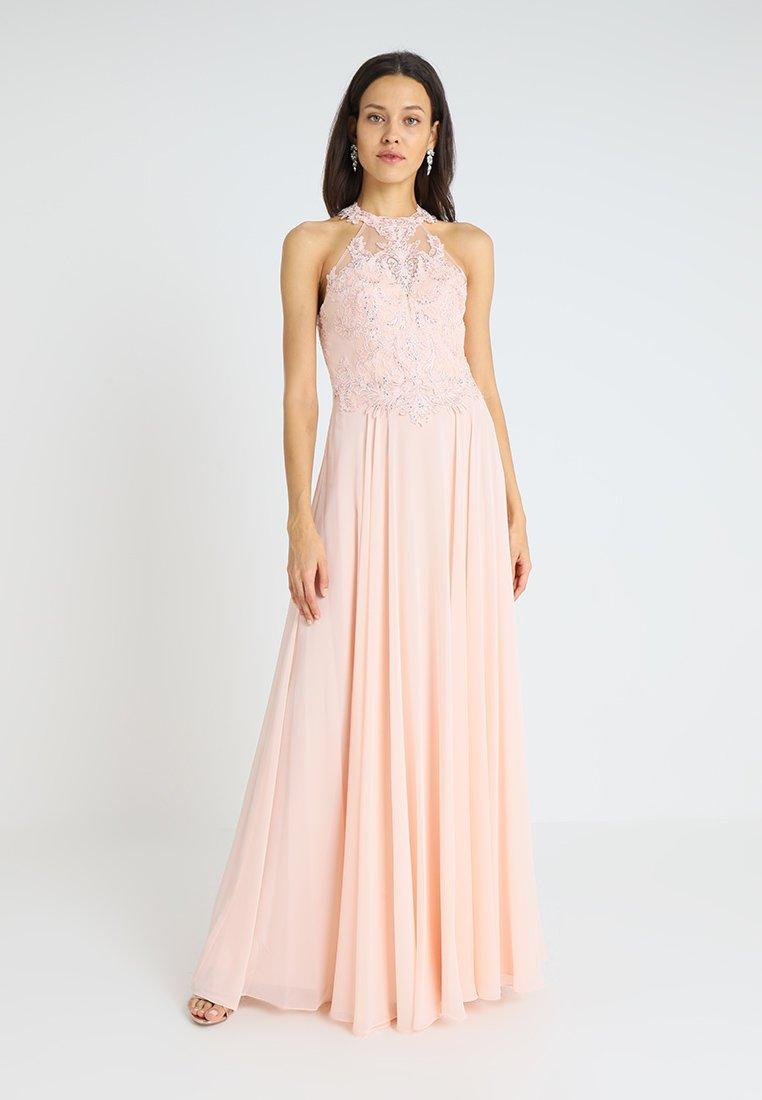 Luxuar Fashion - Gallakjole - apricot hell