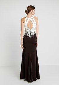 Luxuar Fashion - Ballkjole - schwarz/weiß - 2
