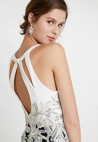 Luxuar Fashion - Ballkjole - schwarz/weiß - 5