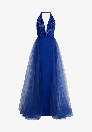 Festklänning - royalblau