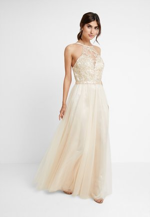 Occasion wear - gold