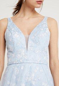 Luxuar Fashion - Gallakjole - eisblau - 5