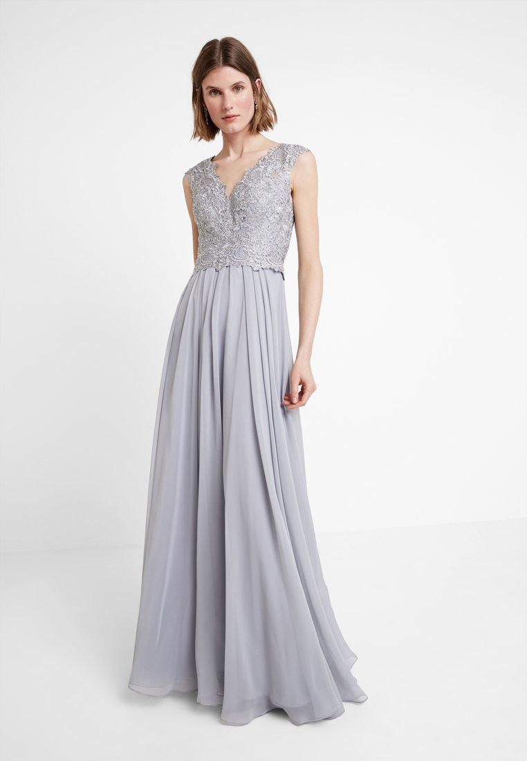 Luxuar Fashion - Gallakjole - silbergrau