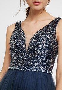 Luxuar Fashion - Ballkjole - mitternachtsblau - 5