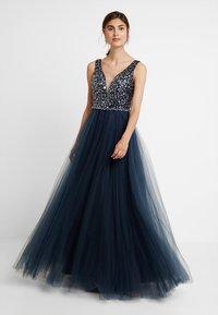 Luxuar Fashion - Ballkjole - mitternachtsblau - 1