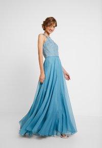 Luxuar Fashion - Společenské šaty - rauchblau - 2