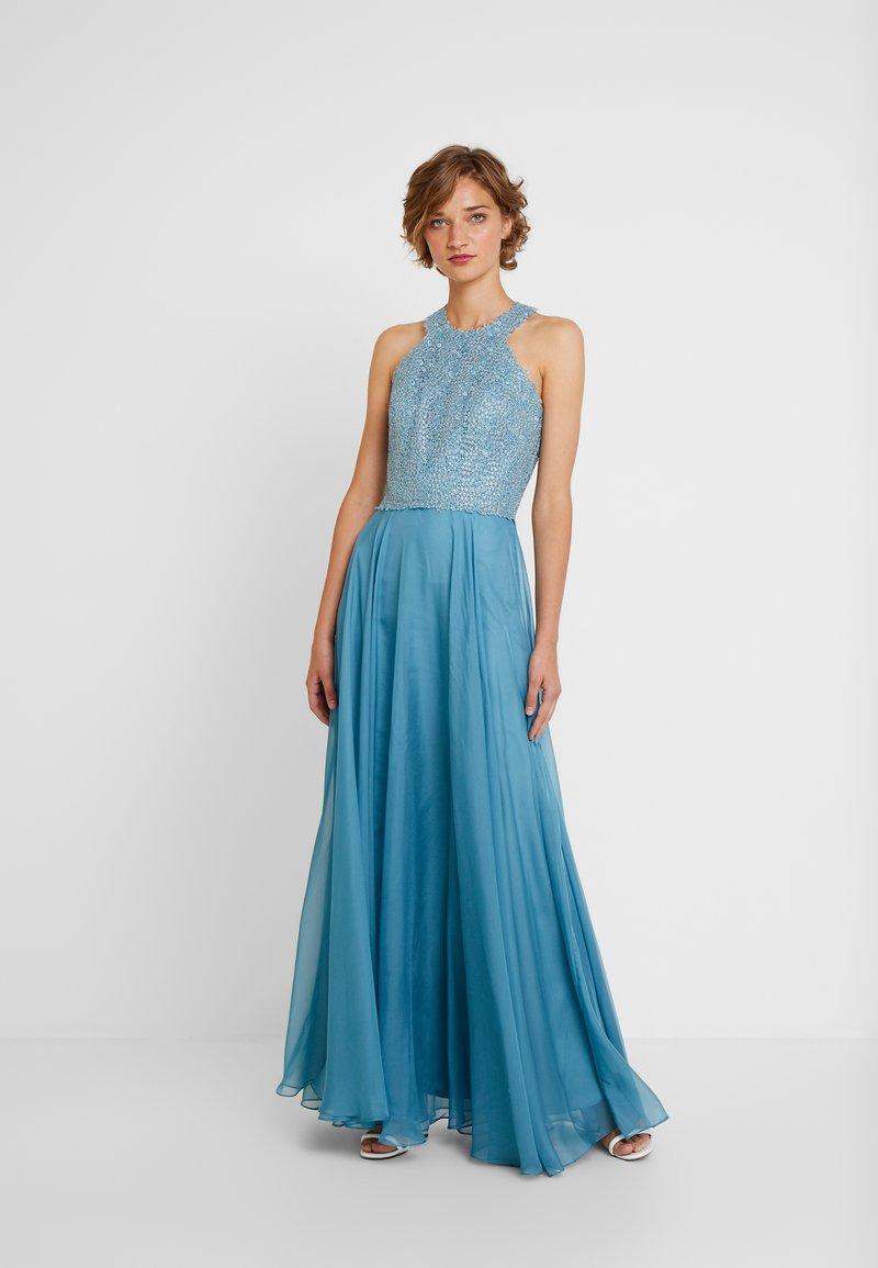 Luxuar Fashion - Společenské šaty - rauchblau