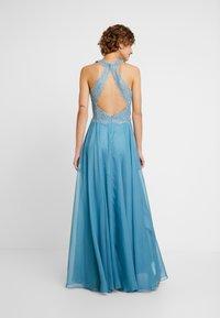 Luxuar Fashion - Společenské šaty - rauchblau - 3