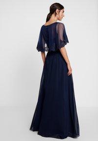 Luxuar Fashion - Ballkjole - mitternachtsblau - 3