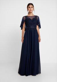 Luxuar Fashion - Ballkjole - mitternachtsblau - 0