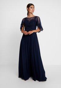 Luxuar Fashion - Ballkjole - mitternachtsblau - 2