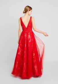 Luxuar Fashion - Společenské šaty - rot - 3