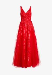 Luxuar Fashion - Společenské šaty - rot - 6