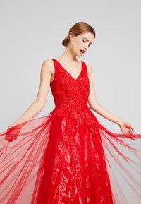 Luxuar Fashion - Společenské šaty - rot - 4