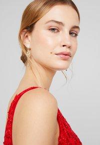 Luxuar Fashion - Společenské šaty - rot - 5