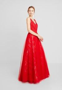Luxuar Fashion - Společenské šaty - rot - 0
