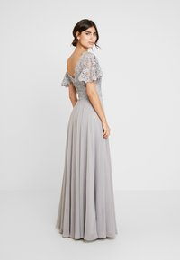 Luxuar Fashion - Abito da sera - silber grau - 2