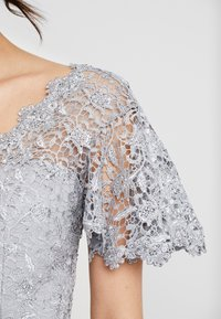 Luxuar Fashion - Abito da sera - silber grau - 5
