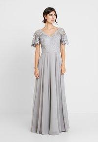 Luxuar Fashion - Abito da sera - silber grau - 0