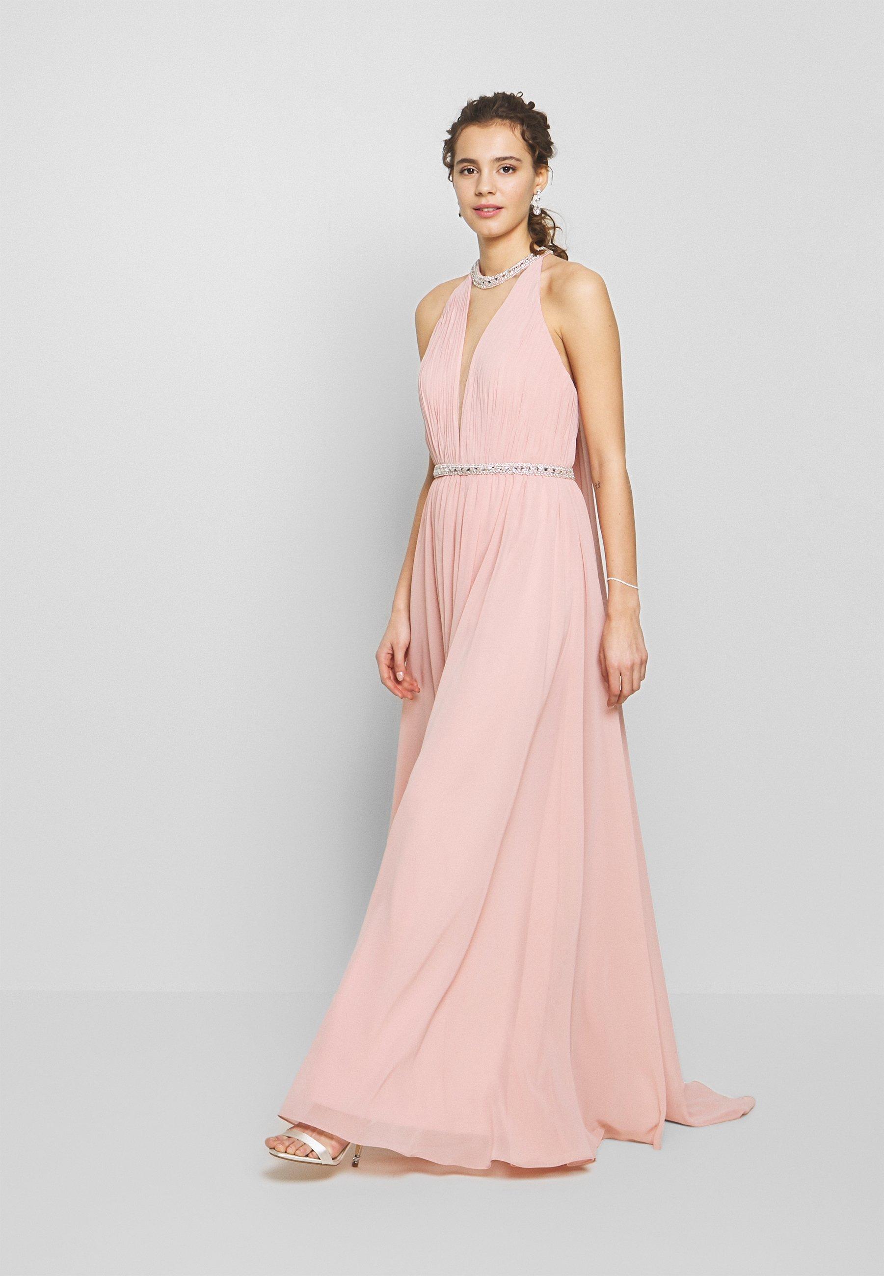 Luxuar Fashion Suknia balowa - rouge