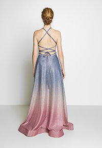 Luxuar Fashion - Iltapuku - blaugrau/rosé - 2