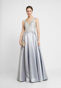 Luxuar Fashion - Iltapuku - silber/grau - 2