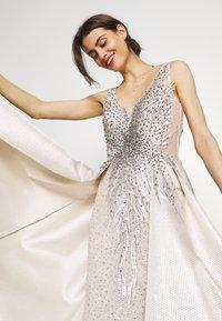 Luxuar Fashion - Společenské šaty - champagner - 3