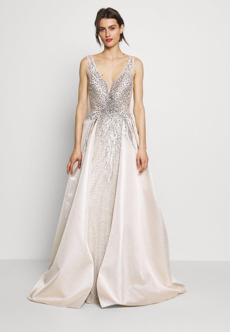 Luxuar Fashion - Společenské šaty - champagner