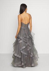 Luxuar Fashion - Vestido de fiesta - grau - 3