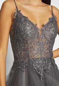Luxuar Fashion - Vestido de fiesta - grau - 5