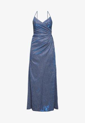 Festklänning - blau