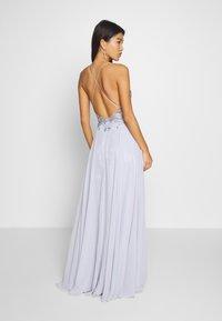 Luxuar Fashion - Iltapuku - eisblau - 3