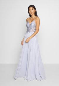 Luxuar Fashion - Iltapuku - eisblau - 2