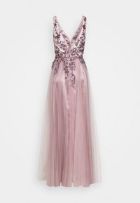 Luxuar Fashion - Ballkjole - mauve - 1