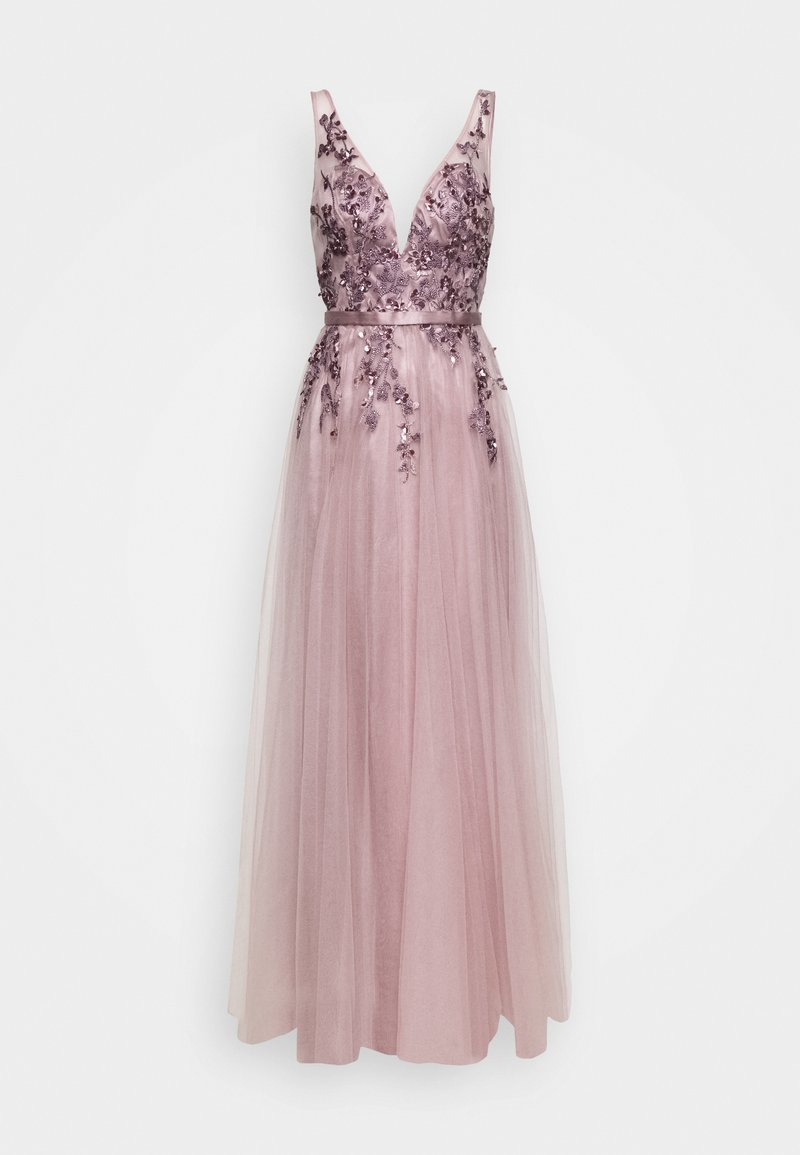 Luxuar Fashion - Ballkjole - mauve