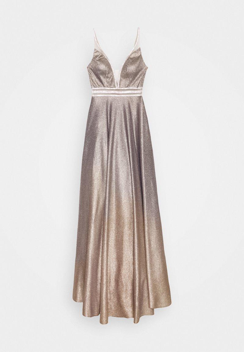 Luxuar Fashion - Abito da sera - gold