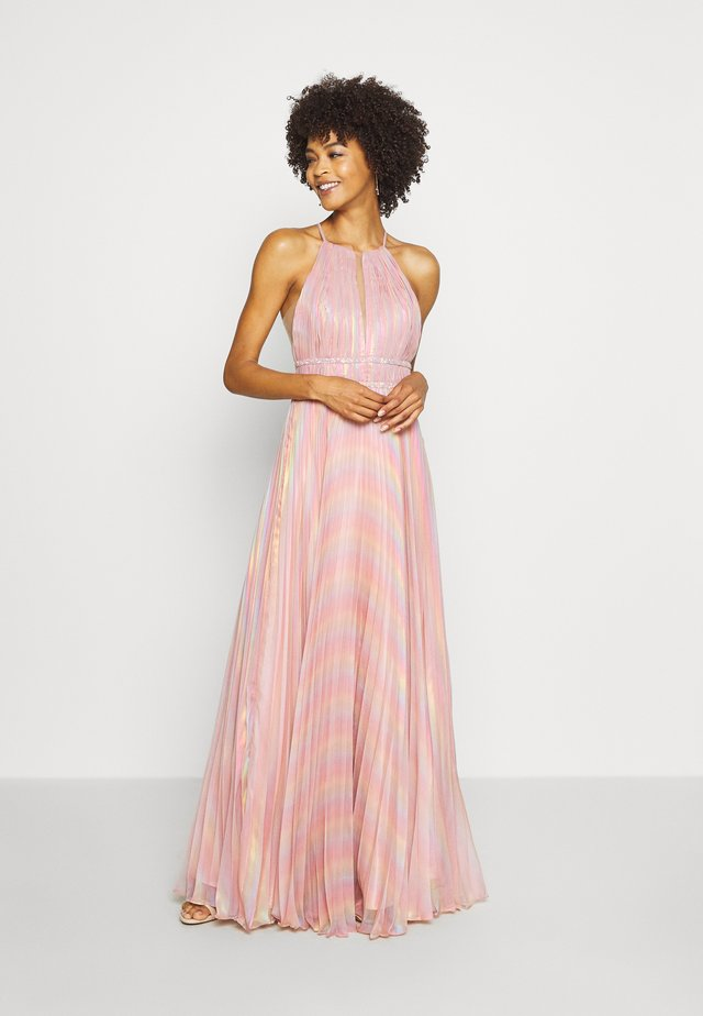 Occasion wear - rainbow rosé