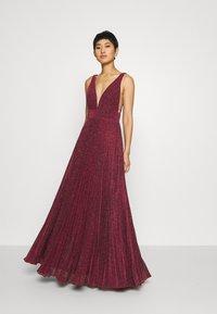 Luxuar Fashion - Occasion wear - weinrot - 0