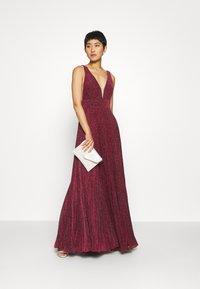 Luxuar Fashion - Occasion wear - weinrot - 1