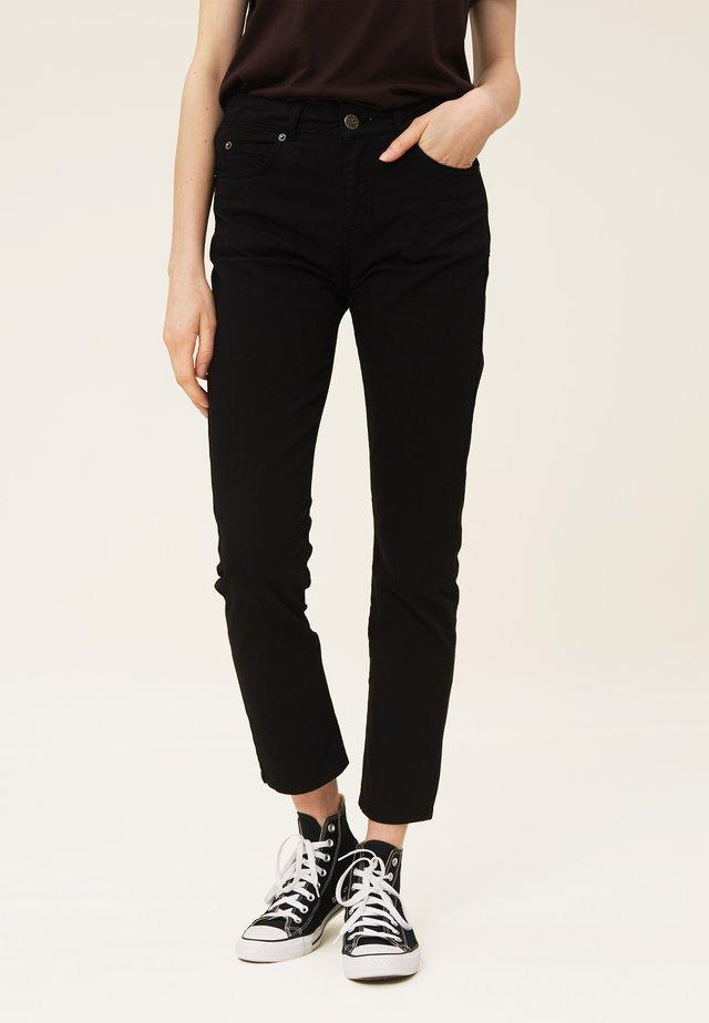 ZOE - Jeans straight leg - black