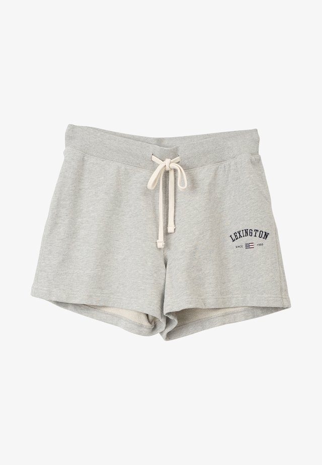 Shorts - gray melange