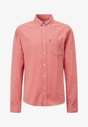 CLASSIC FIT - Skjorter - red melange