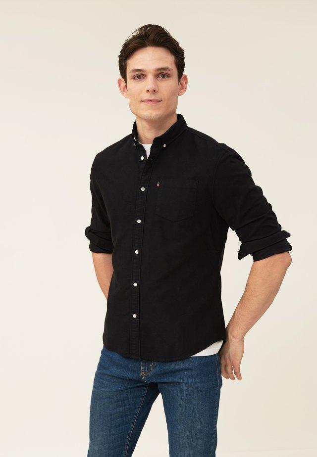 KYLE OXFORD  - Skjorte - black