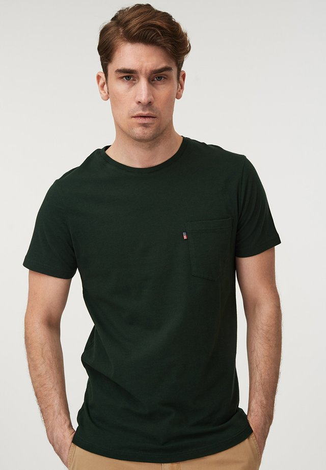 T-shirts basic - green